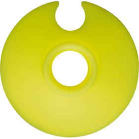 LEKI Alpine Racing Basket neon yellow
